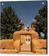 San Francisco De Assisi Mission Church Taos New Mexico Acrylic Print