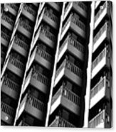 San Francisco  Financial District Acrylic Print