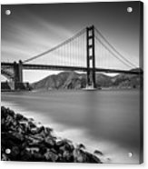 San Francisco Golden Gate Acrylic Print