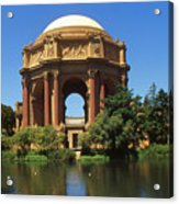 San Francisco - Palace Of Fine Arts Acrylic Print