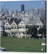 San Francisco Summer Acrylic Print