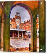 San Giacomo Acrylic Print