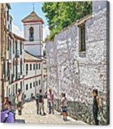San Gregorio Granada Acrylic Print