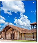 San Javier, Bolivia Church Acrylic Print