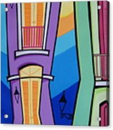 San Juan Alegre-4 Acrylic Print