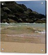 San Juan Beach 7 Acrylic Print