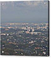 San Juan City Acrylic Print