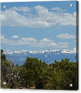 San Juan Mountains Acrylic Print