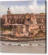 San Juan Puerto Rico Fort  Acrylic Print