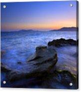 San Juan Sunset Acrylic Print