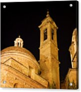 San Lorenzo Chruch Florence Italy Acrylic Print