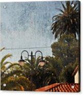 San Luis Obispo Railroad Depot Acrylic Print
