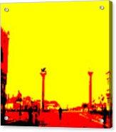 San Marco Sunrise No 3 Acrylic Print