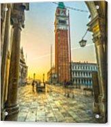 San Marco - Venice - Italy  Acrylic Print