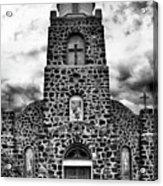 San Miguel, San Miguel, New Mexico, July 2, 2016 Acrylic Print