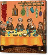 San Pascuals Table 2 Acrylic Print