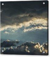 San Salvador Sunset 2 Acrylic Print
