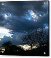 San Salvador Sunset 4 Acrylic Print
