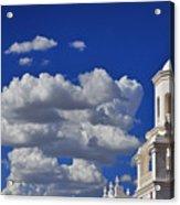 San Xavier Acrylic Print