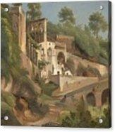 Sanctuary Dell'avvocatella In Cava De 'tirreni Acrylic Print