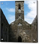 Sanctuary Fuerty Church Roscommon Ireland Acrylic Print