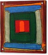 Sanctum Sanctorium Acrylic Print
