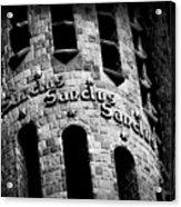 Sanctus Sanctus Sanctus Acrylic Print