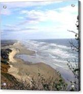 Sand And Sea 7 Acrylic Print