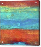 Sand And Sea I Acrylic Print