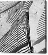 Sand And Sun Acrylic Print
