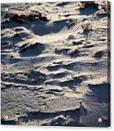 Sand Beach Acrylic Print