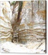 Sand Canyon Of San Clemente Acrylic Print
