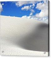 Sand Dune Magic 2 Acrylic Print