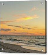 Sand Key Sunset II Acrylic Print