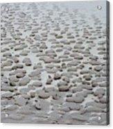 Sand Sculptures 2 Acrylic Print