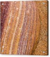 Sand Stone Acrylic Print
