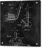Sand Wedge Patent Acrylic Print