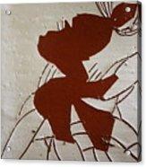 Sandra - Tile Acrylic Print