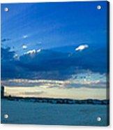 Sands Of Currumbin Acrylic Print