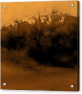 Sandstorm On Arrakis Acrylic Print
