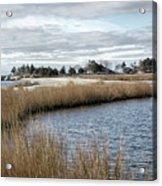 Sandy Hook New Jersey Acrylic Print