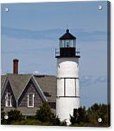 Sandy Neck Light  Barnstable Cape Cod Massachusetts Acrylic Print