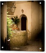 Sangimignano 1 Acrylic Print