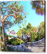 Sanibel And Captiva Visitor Center Iv Acrylic Print