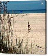 Sanibel Island Beach Fl Acrylic Print