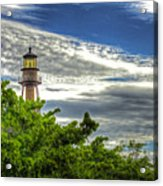 Sanibel Island Lighthouse Acrylic Print