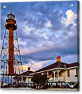 Sanibel Lighthouse Acrylic Print