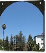 Santa Barbara Sky Acrylic Print