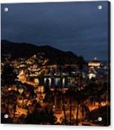 Santa Catalina Island Nightscape Acrylic Print