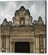 Santa Clara Antigua Guatemala Ruins  Acrylic Print